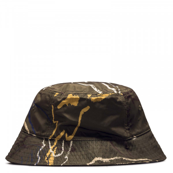 Hut Bucket 801 AOP Green