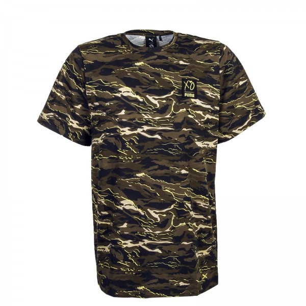Puma x XO TS Graphic Tee Black Camo