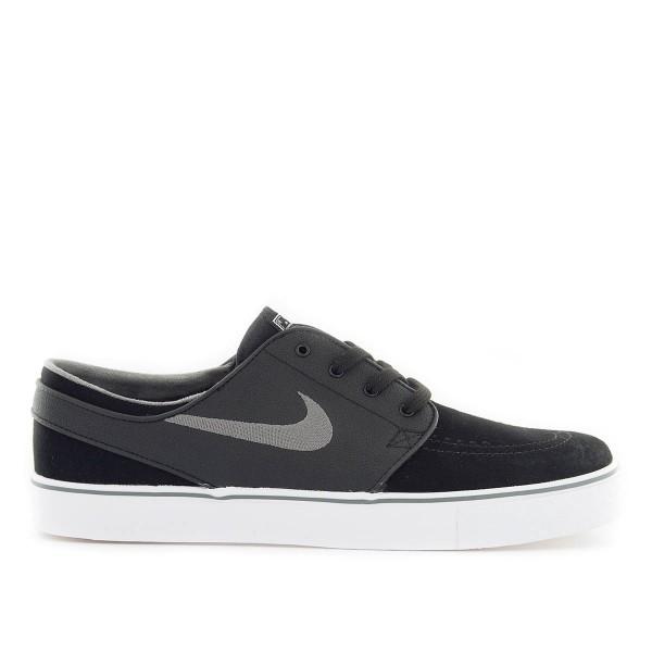 Nike SB Stefan Janoski  Black Grey