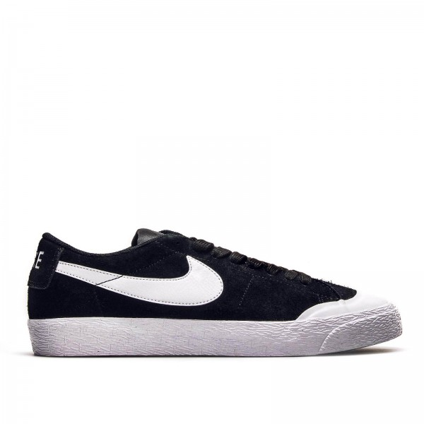 Nike SB Blazer Zoom Low Black White