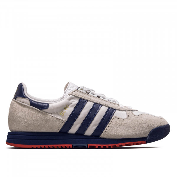 Unisex Sneaker SL 80 White Grey Navy