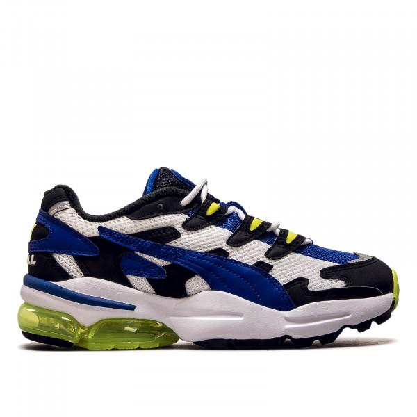 Unisex Sneaker Cell Alien OG White Black Blue