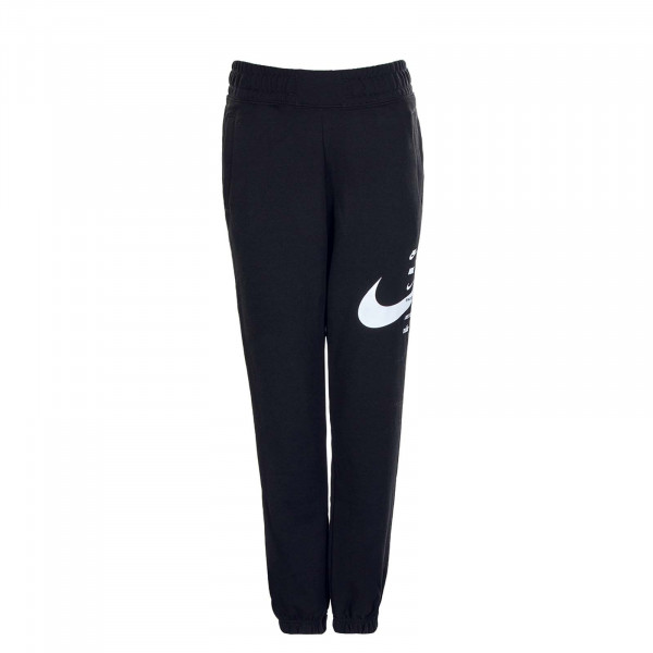 Damen Jogginghose NSW Swoosh Pant FLC Black White