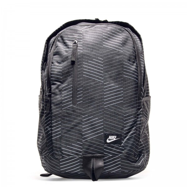 Nike Backpack All Acces Black White