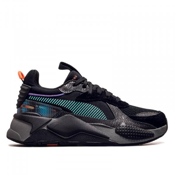 Unisex Sneaker RS X Bladerunner Black Asphalt