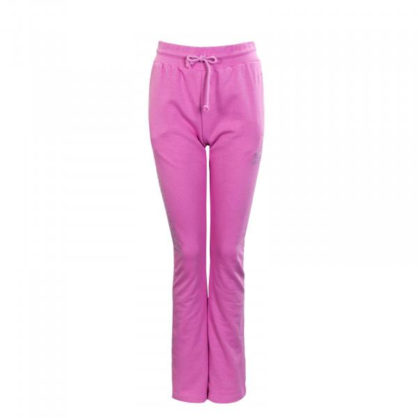 Damen Trainingshose -Open Hem Jogger HF6771 - pink