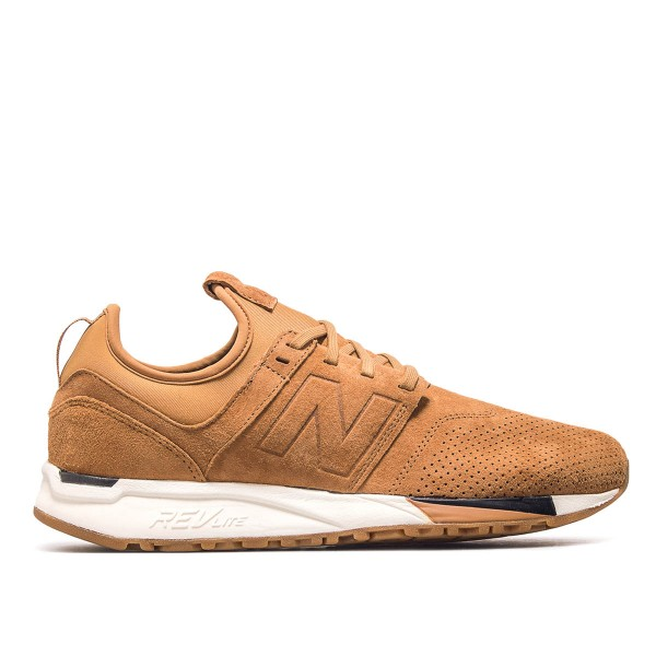 New Balance MRL 247 WT Tan Brown