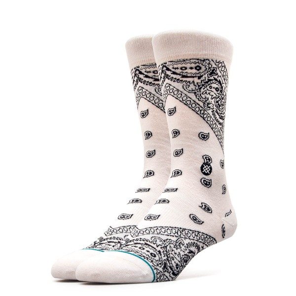 Stance Socks Foundation Barrio 2 White