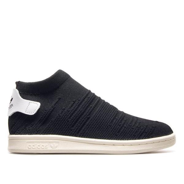 Adidas U Stan Smith Sock PK Black