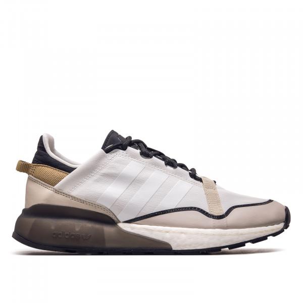 Herren Sneaker - ZX 2K Boost  Pure - White / Brown