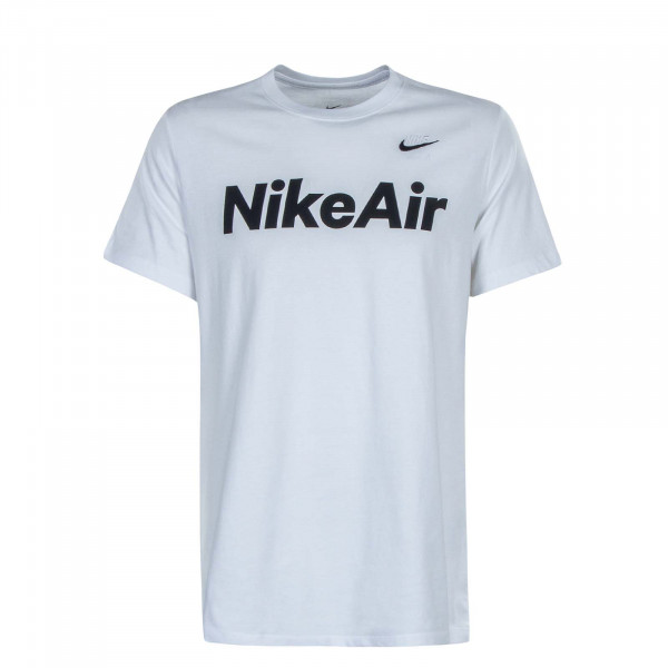 Herren T-Shirt NSW Air White Black