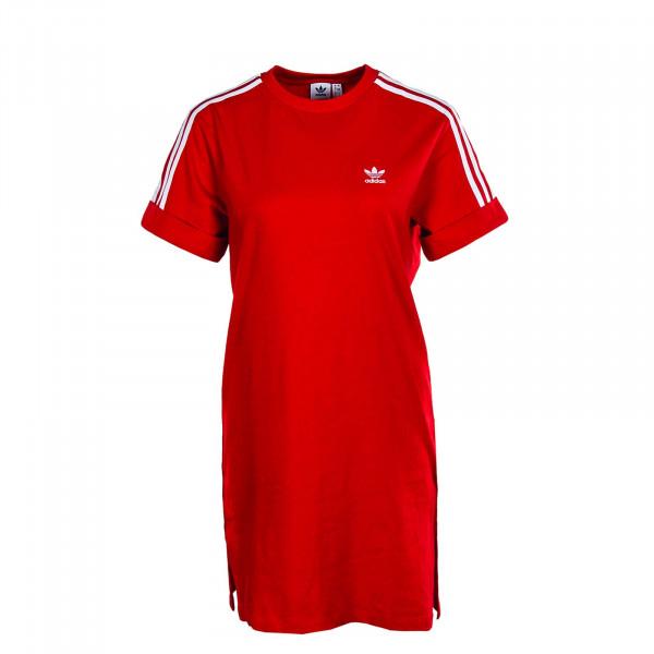 Damen Kleid - Tee - Red