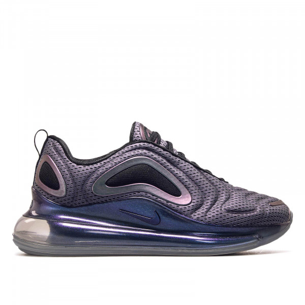 Nike Air Max 720 Metallic Silver Black