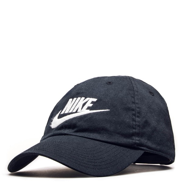 Nike Cap NSW Wash H86 Black White