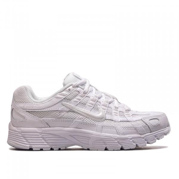 Damen Sneaker P 6000 White White