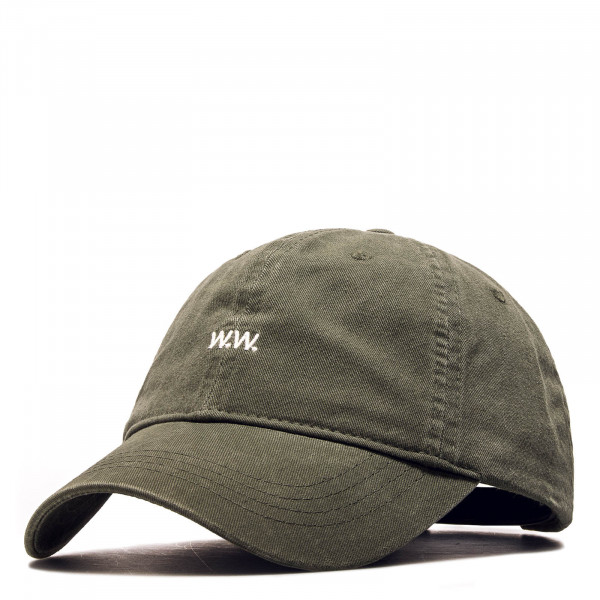 WoodWood Cap Low Profile Dk Green