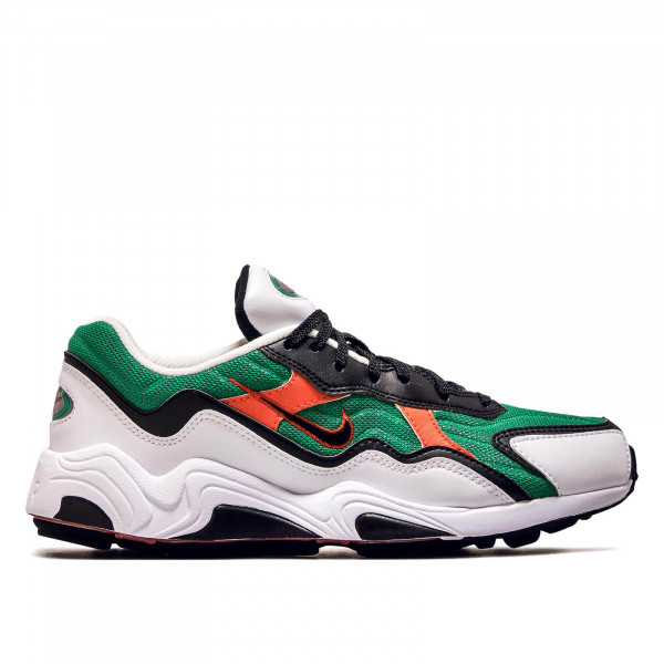 Herren Sneaker Air Zoom Alpha White Green Red