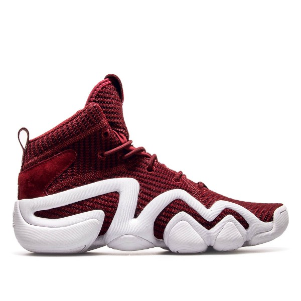 Adidas Crazy 8 PK ADV Bordo White