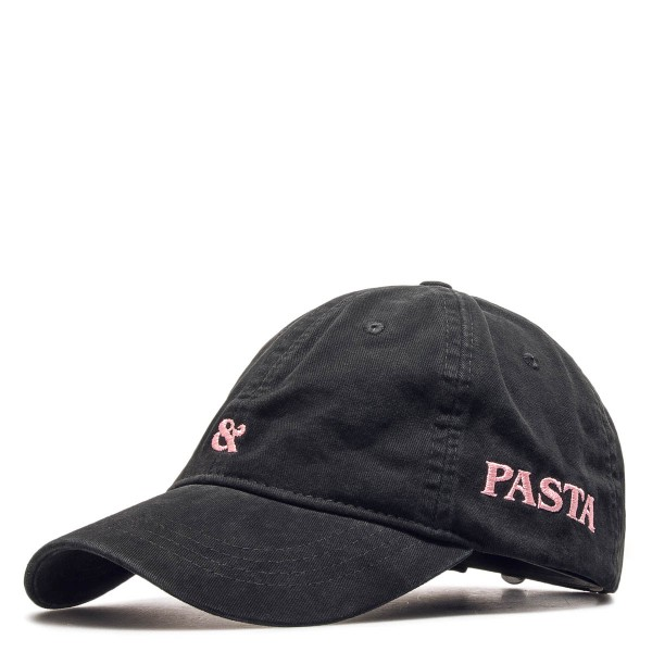 Basecap Low Profile Black