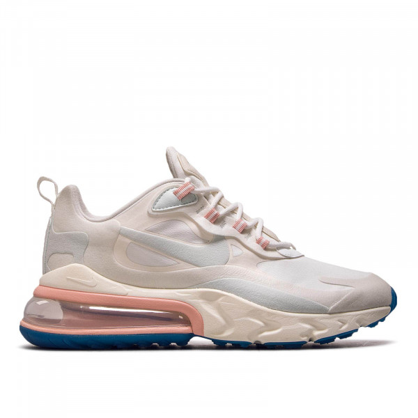 Herren Sneaker Air Max 270 React White Summit Aqua