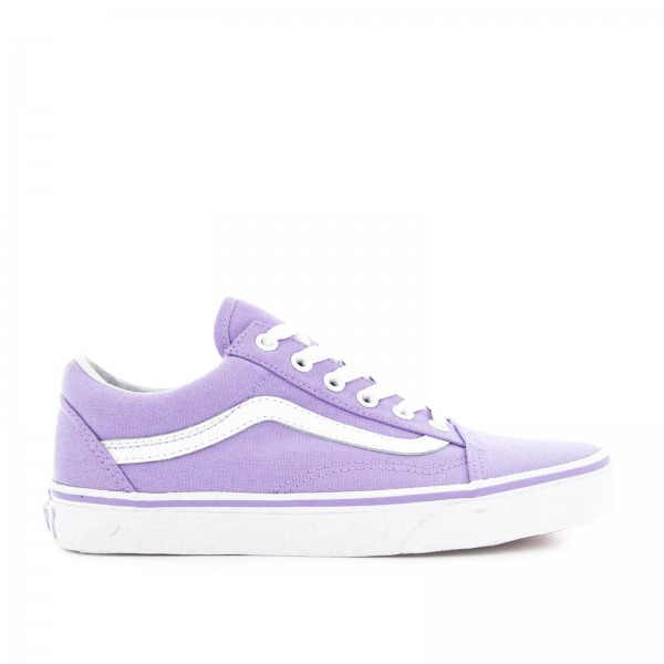Vans Wmn Old Skool Lavendel White