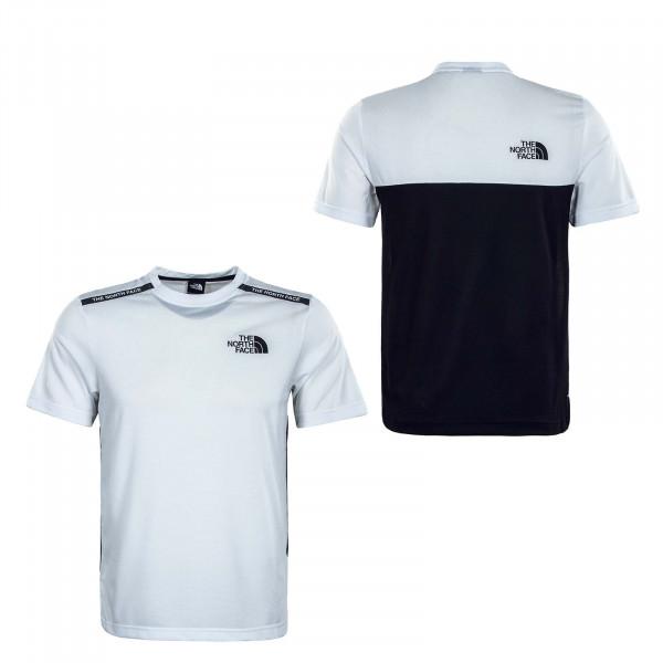 Herren T-Shirt - MA 5578 - White