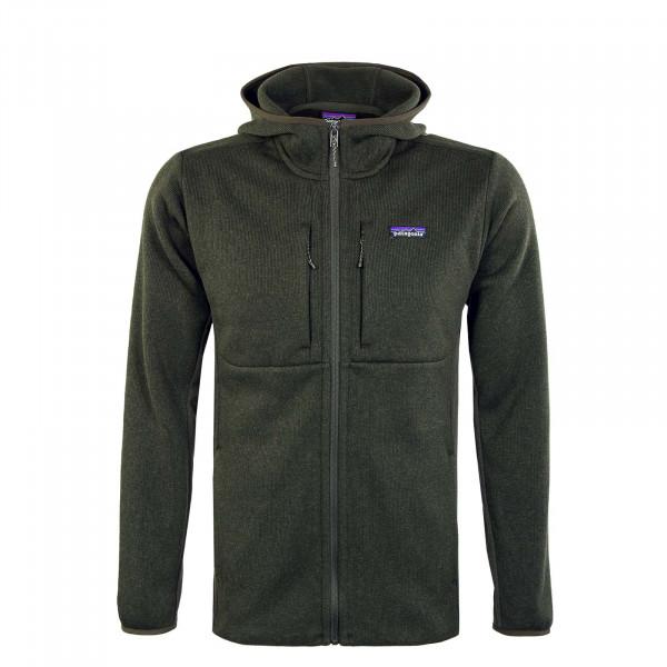 Herren Jacke - MS LW Better Sweater Hoddy - Kelp Fore