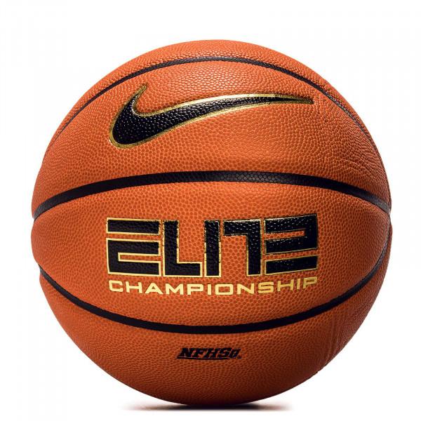Basketball - Gr. 6 - Elite Championship 8P 2.0 Deflated - orange