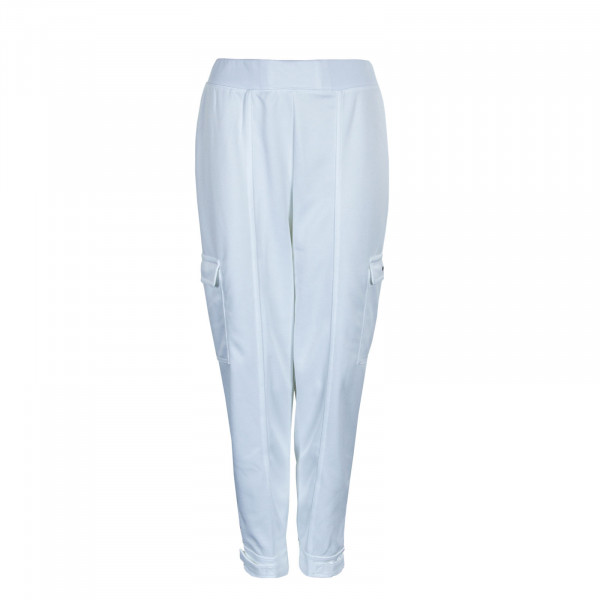 Damen Jogginghose Swoosh White