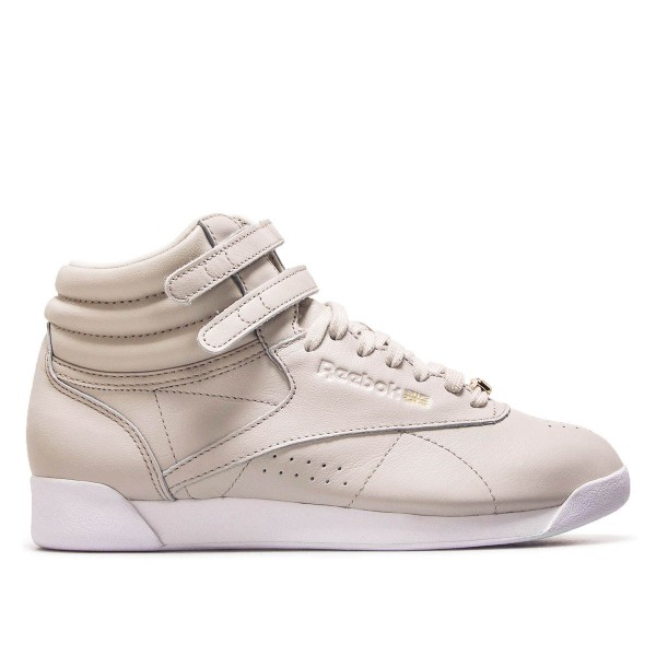 Reebok Wmn Hi Muted Brown White