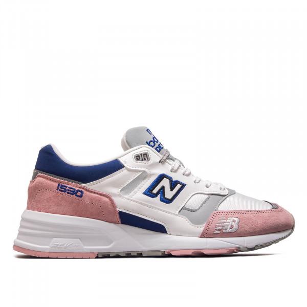 Unisex Sneaker  M 1530 WPB White Rose Blue