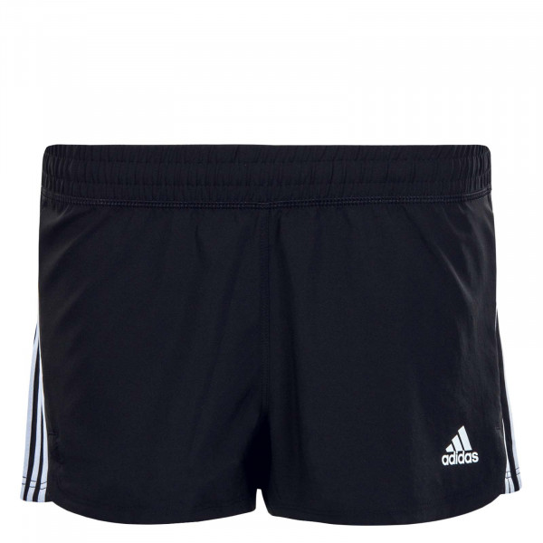 Damen Short Pacer 3S WVN Black White