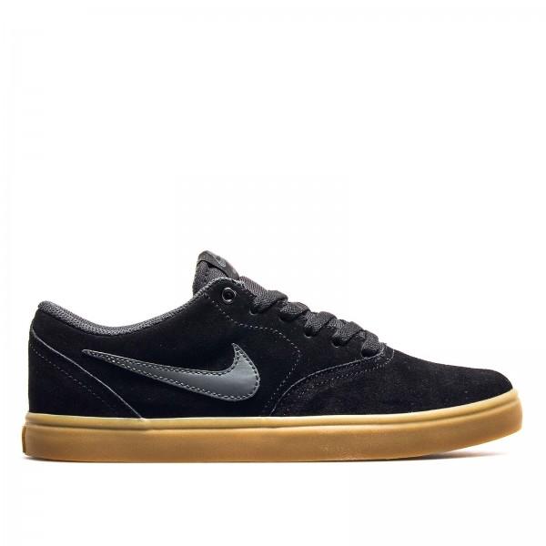 Nike SB Check Solar Black Antra Brown