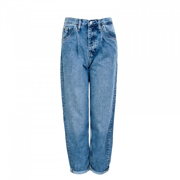 Damen Jeans - Baggy Jeans - Denim Light Blue