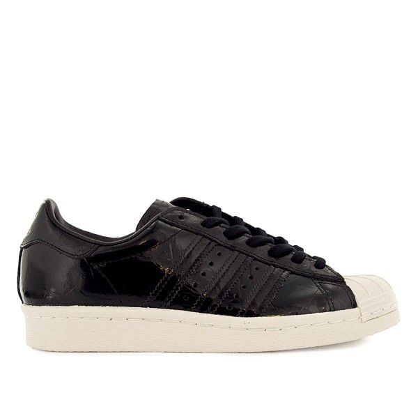 Adidas Wmn Superstar 80s Black Beige