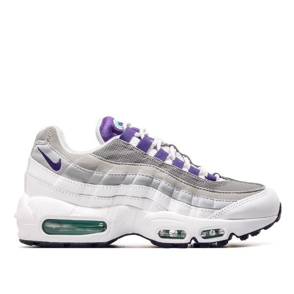 Nike Wmn Air Max 95 Wht Court Purple