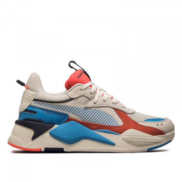Puma RS-X Reinvention White Red Blue