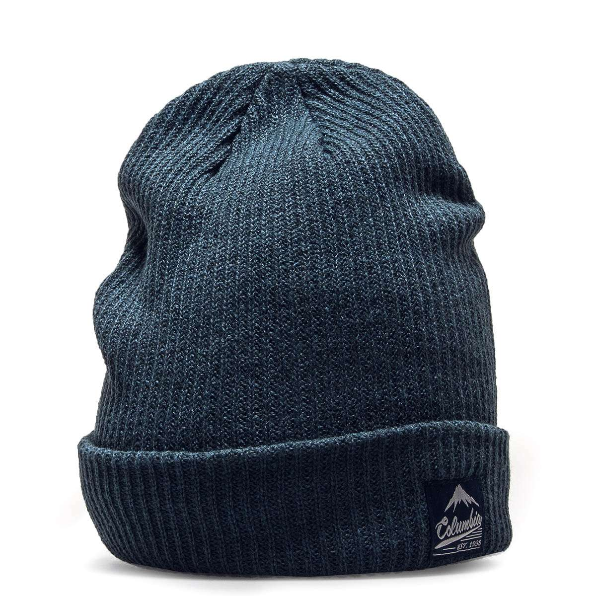 new product b8cb2 a20ff Columbia Beanie Lost Lager Mystery Blue   Beanies   Kategorien   Accessoires    CRISP BLN