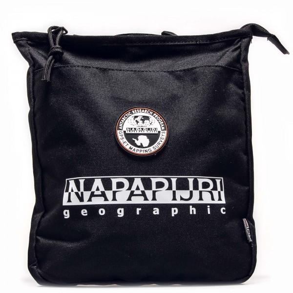 NAPAPIJRI Bag Mini Happy Cross Black