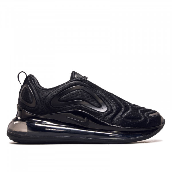 Unisex Sneaker Air Max 720 Black Black Anthrazit