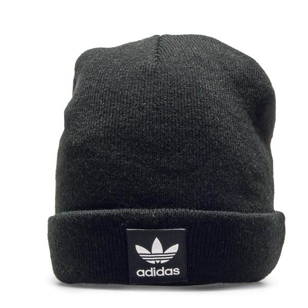 Adidas Beanie Logo Black White