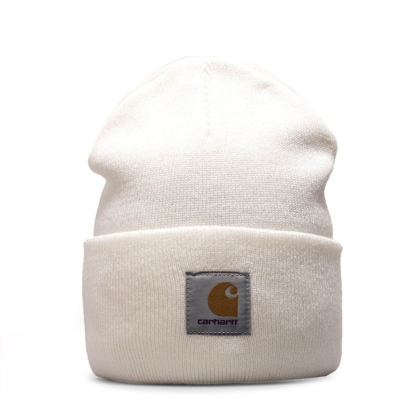 Carhartt Beanie Acrylic Watch White