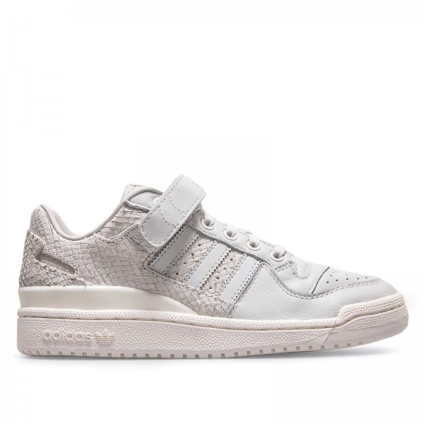Adidas Wmn Forum Lo Grey White