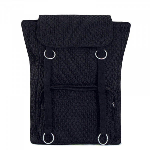 Backpack Topload Loop Black Matlasse