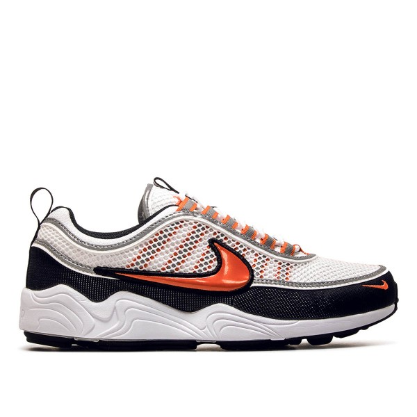 Nike UAir Zoom Spiridon 16 White Orange