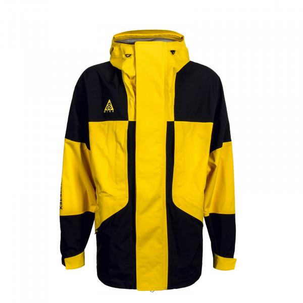 Herren Jacke ACG Goretex Yellow Black