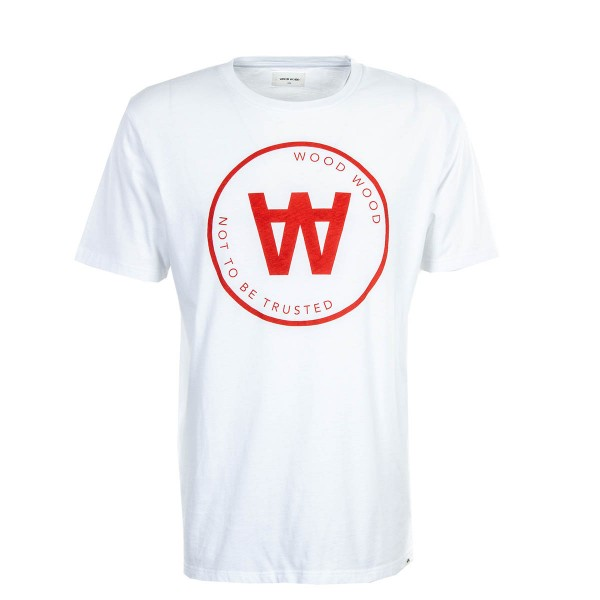 Wood Wood TS AA Seal White Red