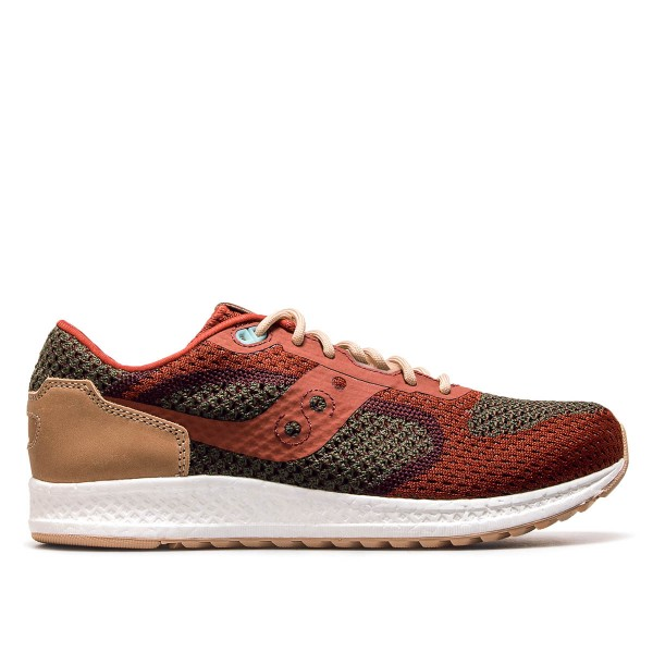Saucony Shadow 5000 EVR Red Brown