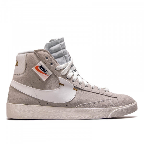 Nike Wmn Blazer Mid Rebel Light Grey Wht