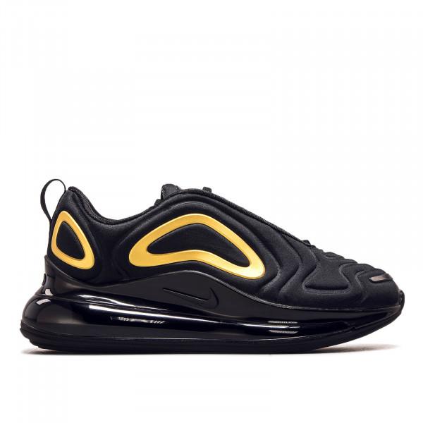 Damen Sneaker Air Max 720 GS Black Gold